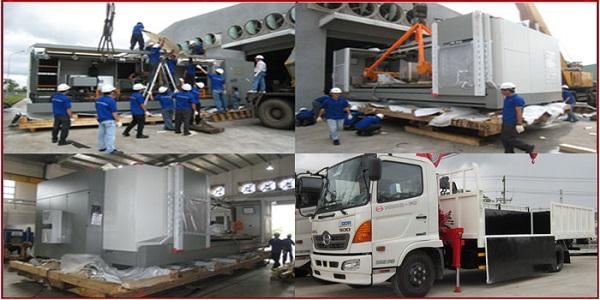 Dịch vụ vận chuyển máy móc